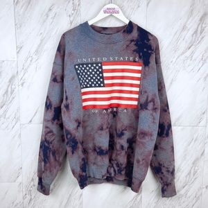 Vintage United States Crew Neck Sweatshirt